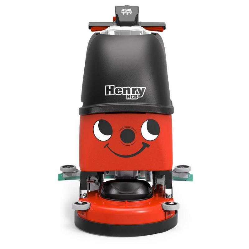 Numatic Henry HGB3045 Akülü Yer Yıkama Makinesi